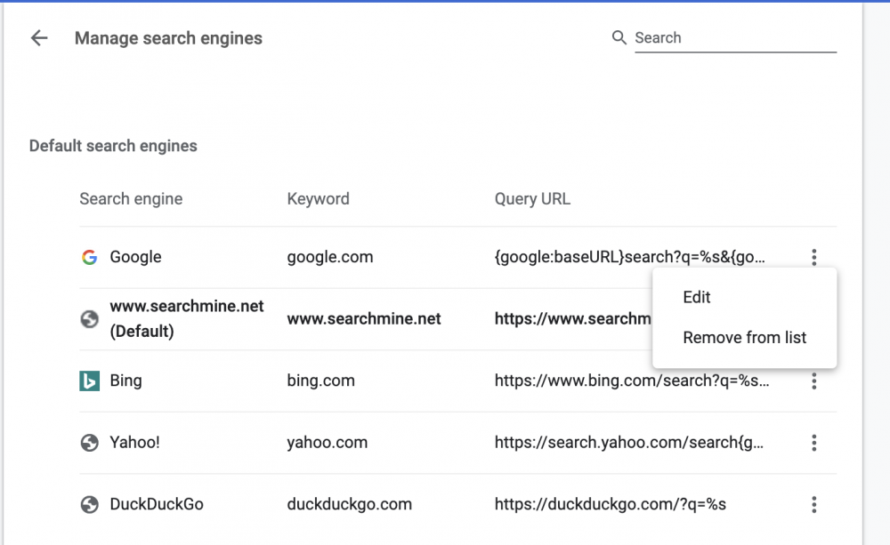 cannot change default search engine - Screen Shot 2019-06-13 at 6.39.11 AM.png