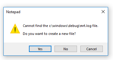 Chromium Update Popup - Resolved Malware Removal Logs