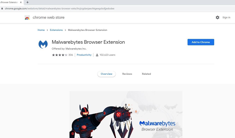 Virus Detected in Malwarebytes Chrome Extension? - Malwarebytes for