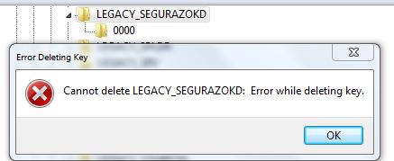 HELP Remove PUP segurazo antivirus - Windows Malware Removal Help