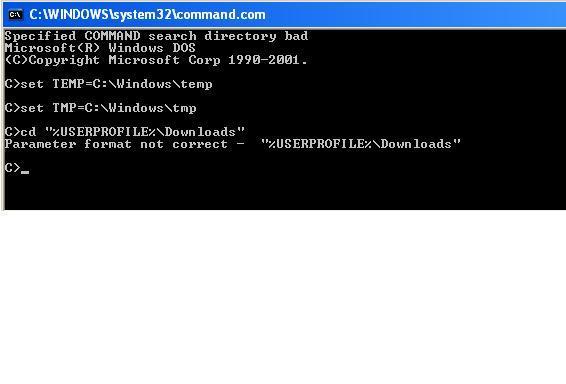 xp install fails - Runtime Error - Malwarebytes 3 Support