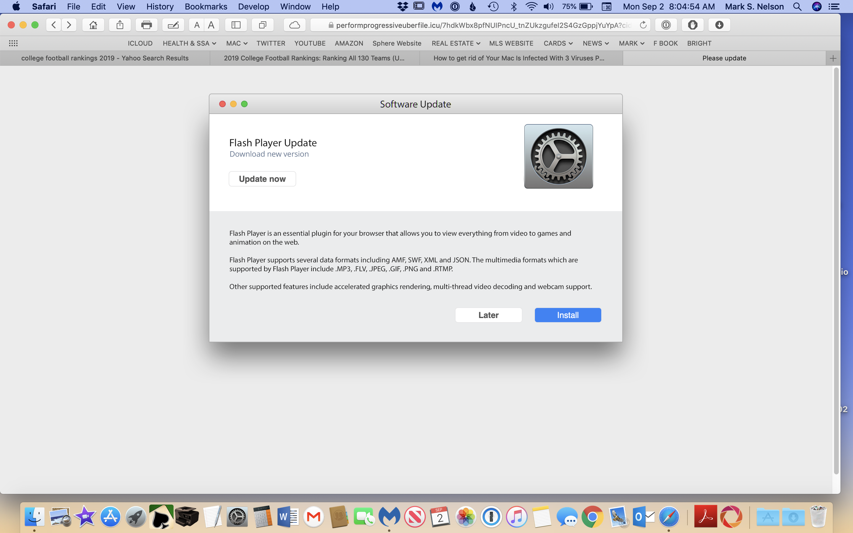 Suspicious Popups That Malwarebytes - Malwarebytes for Mac