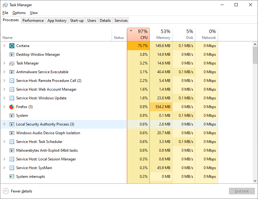 Beware of Windows Update KB4512941 - General Windows PC Help