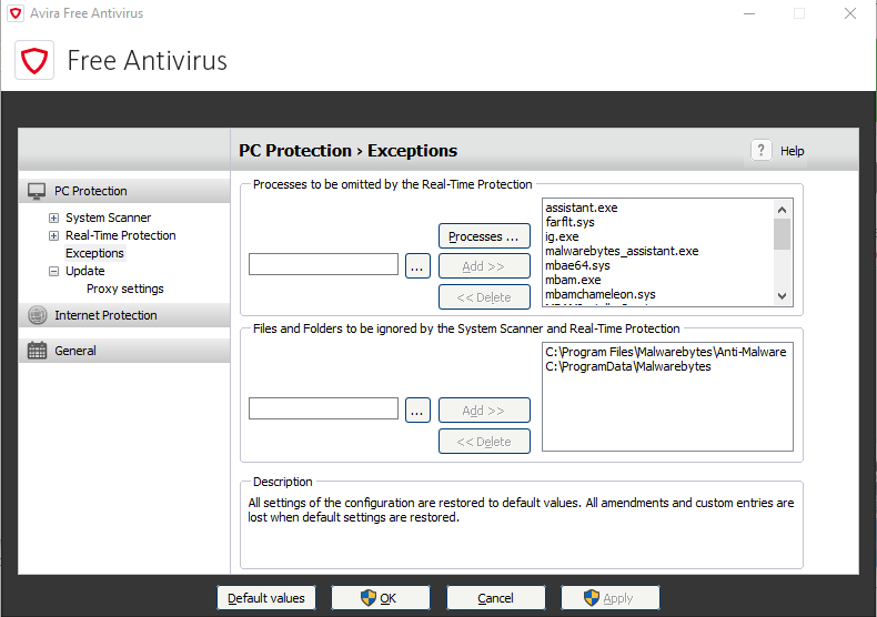Malwarebytes Exceptions in Alvira.png