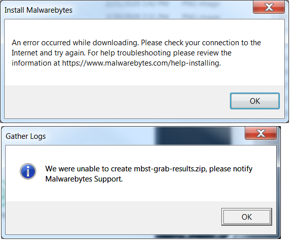 Malwarebytes program error updating 12007 speed dating colorado springs