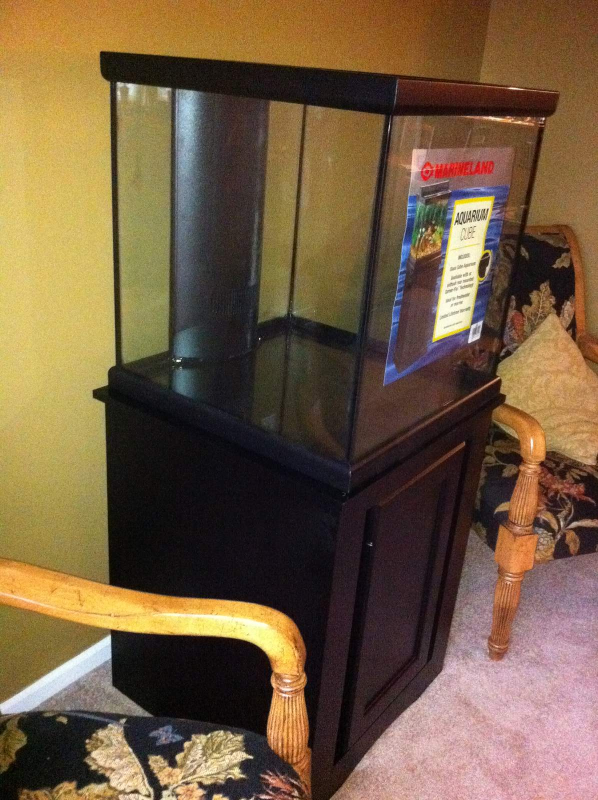 60 gallon cube stand and glass top for sale hardware for 60 gallon fish tank stand