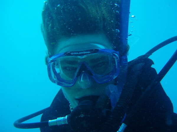 scuba diving in the florida keys!!