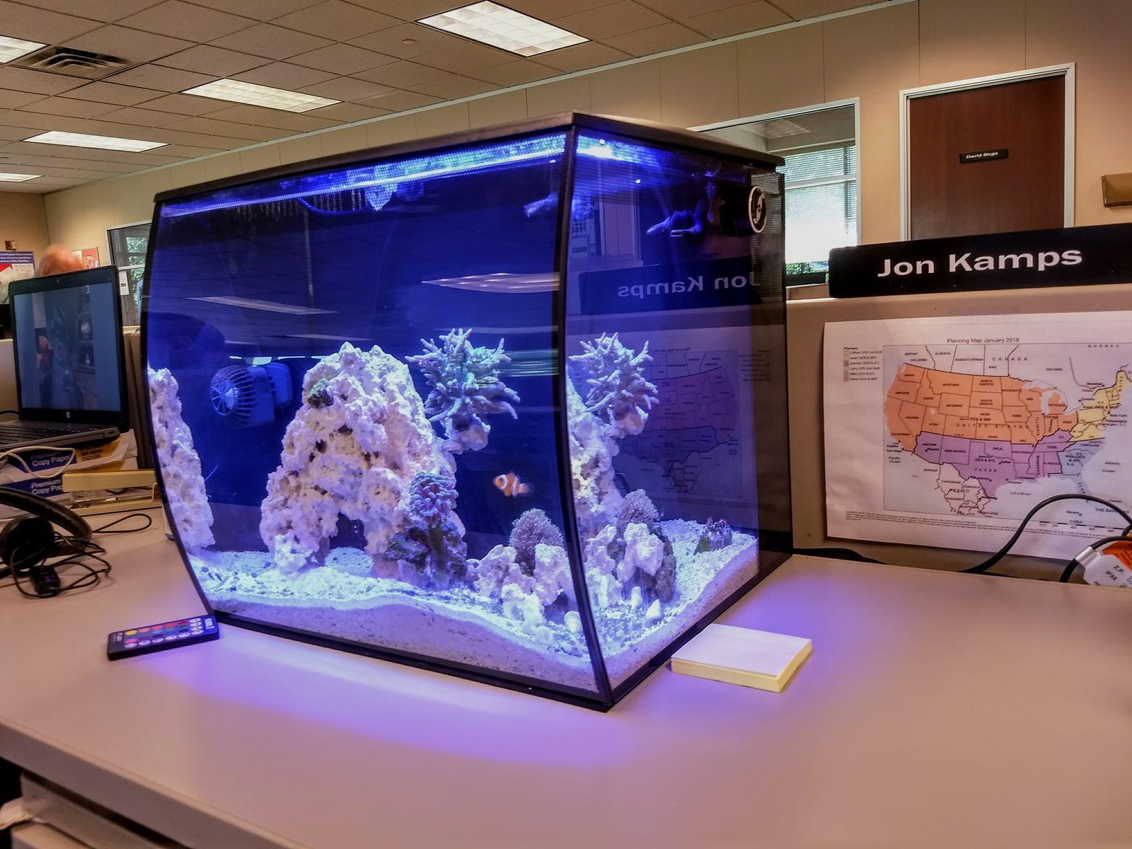 Fluval Flex 15 reef conversion - DIY Projects - Nano-Reef