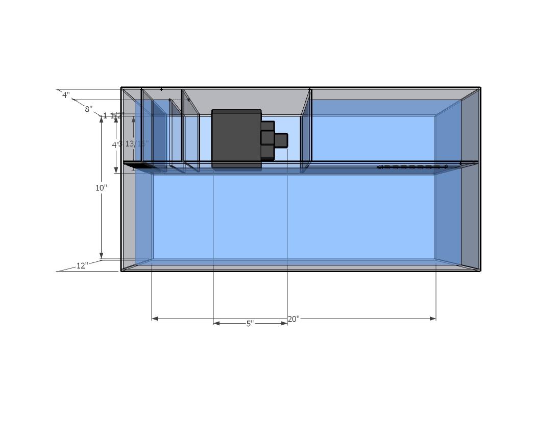 sump refugium design for biocube 29 biological filtration nano
