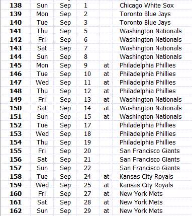 Braves Schedule - September.PNG