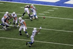 Luck Near Sack