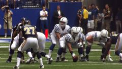 COLTS Vs Rams preseason LUCK ERA begins 070