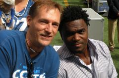 My Day with Edgerrin James #32