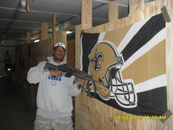 Colts Strong in Afghanistan