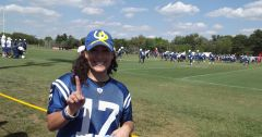 My trip to training camp 2012