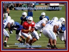 2012 COLTS CAMP