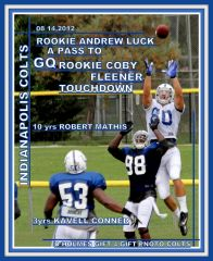 2 IMG 1417 MR GQ COBY FLEENER A PASS FROM LUCK FOR A TD