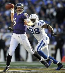 Colts Ravens Football