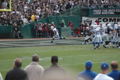 Joe making the TD 2010