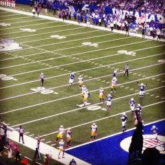 Colts vs Greenbay