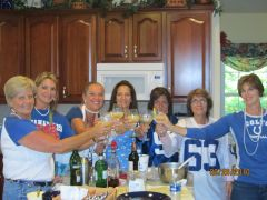 A toast to the Colts