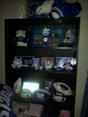 THE ONLY GOOD STUFF IS COLTS STUFF 013