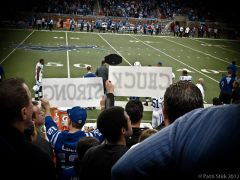 Colts v Detroit 12/2/12