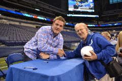 COLTS AUTOGRAPH SESSION!!