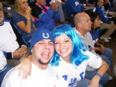 First Colts Game- November 26th, 2006