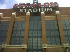 2nd Colts Game (1st at Lucas Oil)