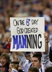 On The 6th Day God Created MANning