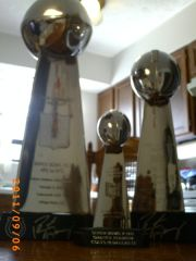 Attack of the Lombardi trophies