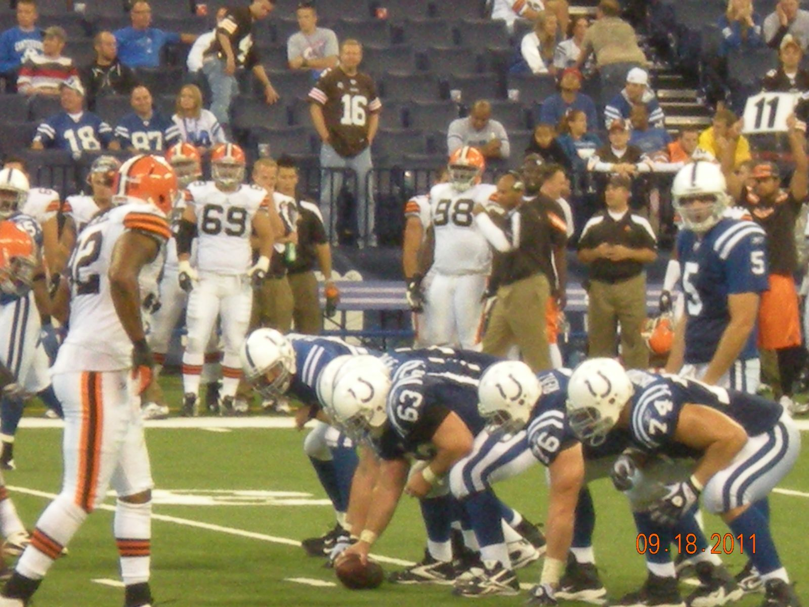 COLTS HOME OPENER SEPT 2011 091