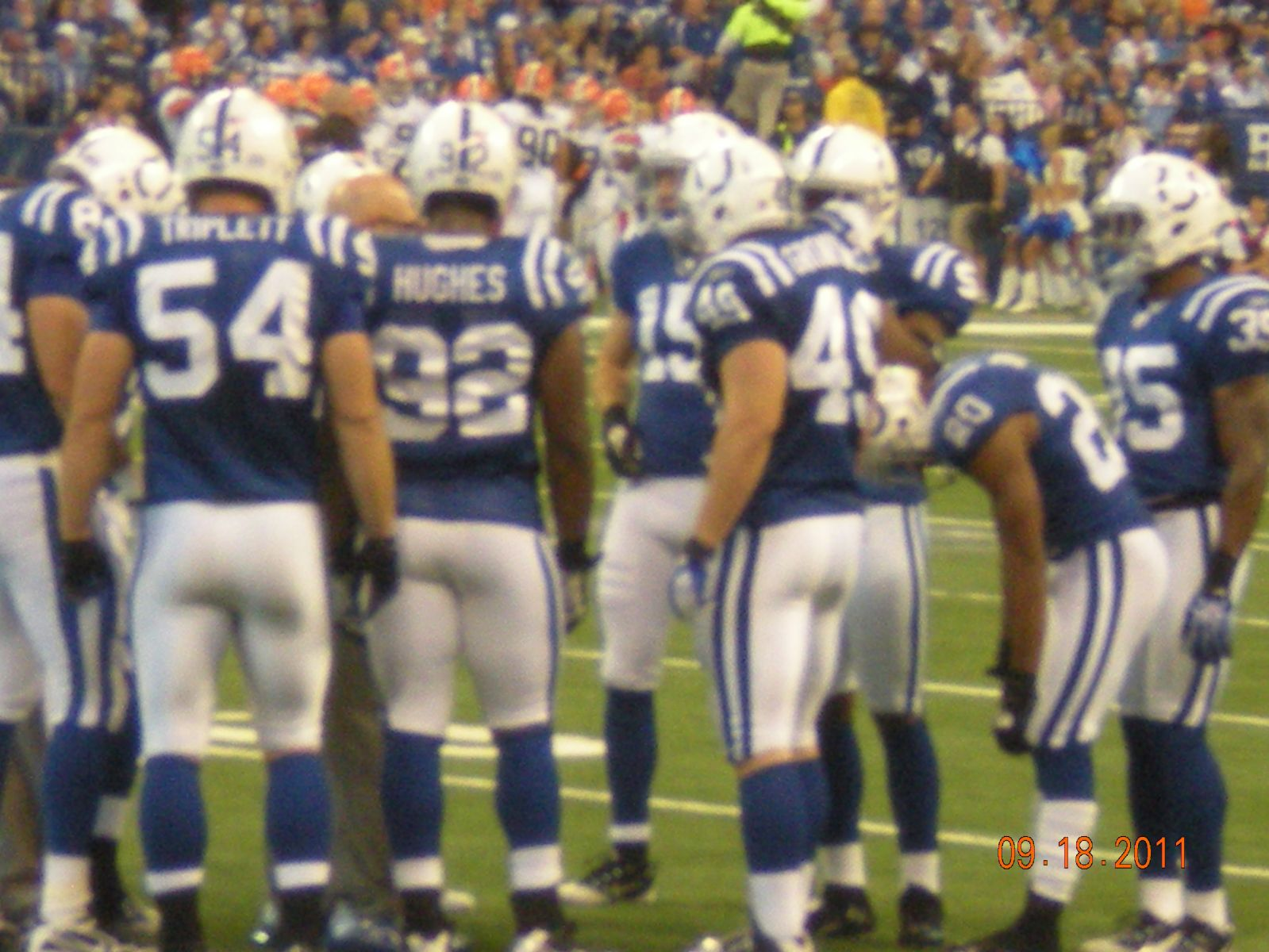 COLTS HOME OPENER SEPT 2011 082