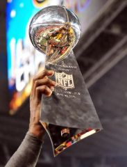 Superbowl trophy
