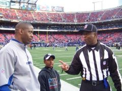 My Bro Dave & NFL Referee