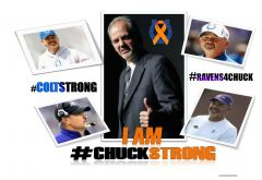 Colts and Ravens United - #CHUCKSTRONG