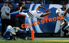 If he isn't #CHUCKSTRONG, I don't know what is!