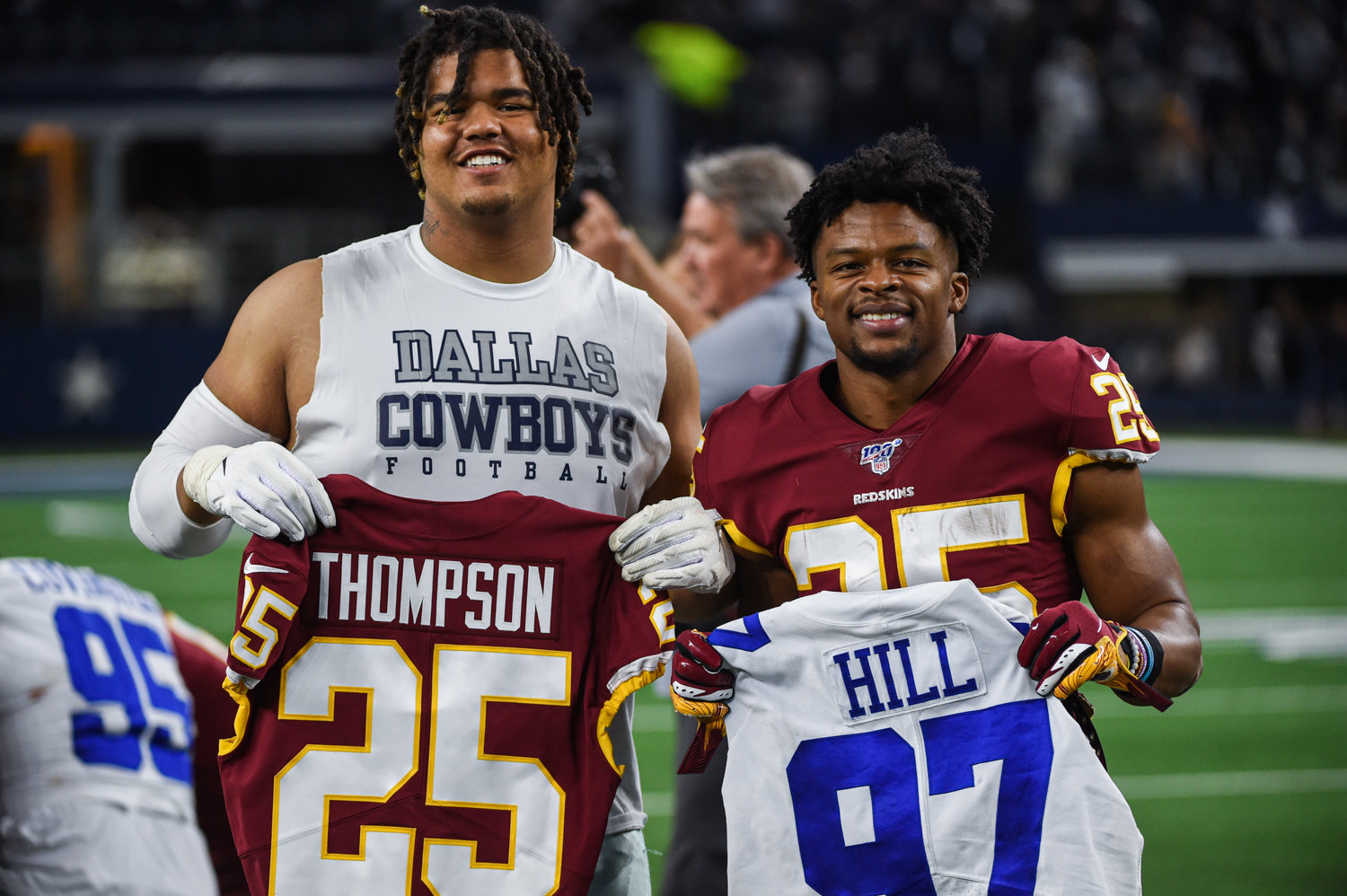 2019 Week 17: Redskins at Cowboys