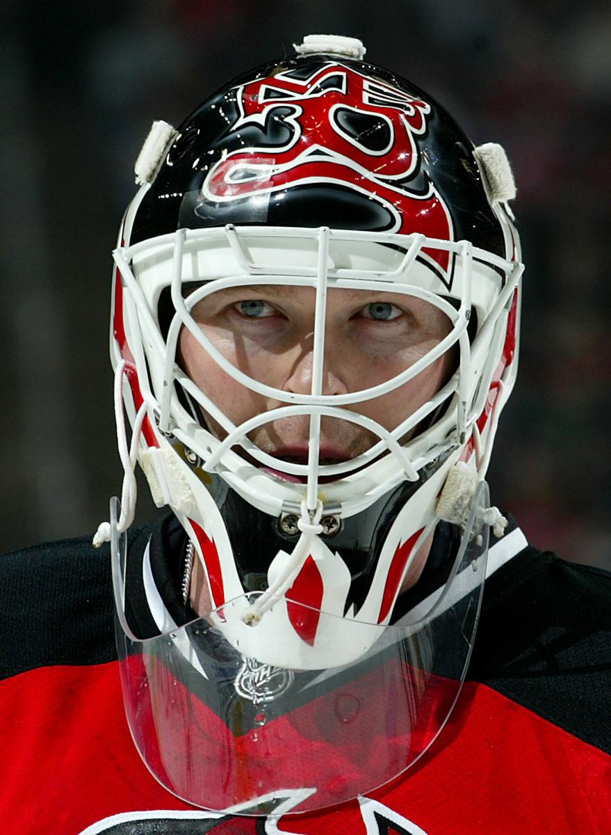 Martin Brodeur Masques Masks Canadiens De Montreal