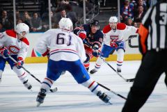 MTL vs. NYR - Nov.5, 2011