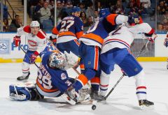 MTL vs. NYI - Nov. 17, 2011