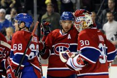 MTL VS NYR - Jan. 15, 2012