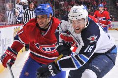 MTL VS WPG - Feb. 5, 2012