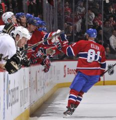 MTL VS PIT - Feb.7, 2012