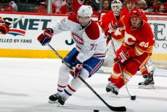 MTL VS CGY - Mar.6, 2012