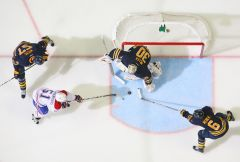 MTL VS BUF - Mar.12, 2012
