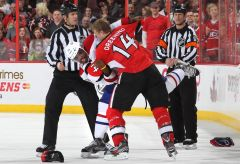 MTL VS OTT - Mar.16, 2012