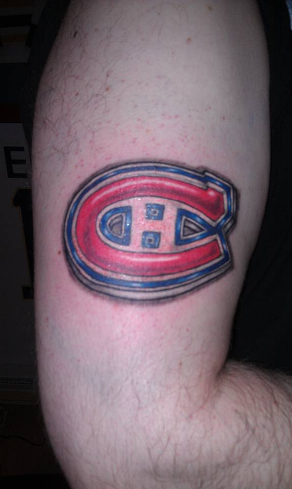 habs tattoo