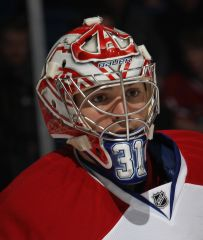 Masque de Carey Price